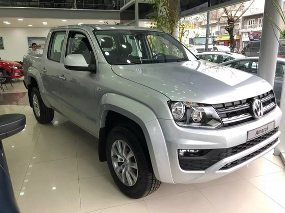 Volkswagen Amarok 2.0 Cd Tdi 180cv Comfortline At 2020 Vw 10