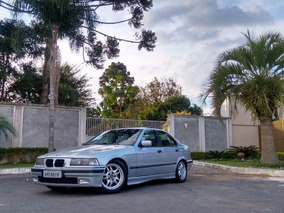 Bmw 323i Exclusive 1997/1998 3º Dono