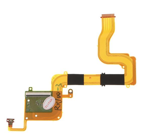 Dobradiça Tela Lcd Cabo Fita Flexionar Para Sony Dsc Rx100m3
