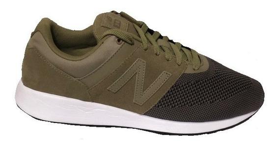 Zapatillas New Balance 24 Hombre - Verde