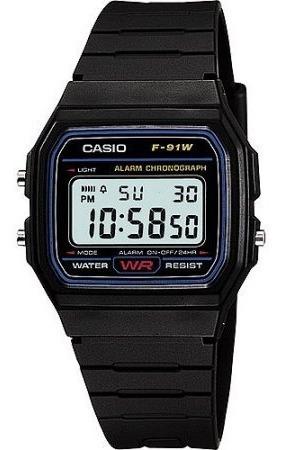 Relógio Casio F-91w - Original - Classico - 16shop