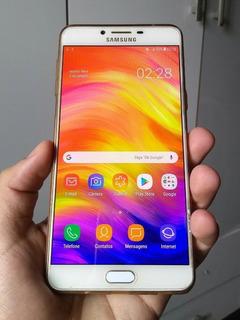 Smarpthone Samsung Galaxy C9 Pro 64gb 6gb Ram Tela 6 Duos