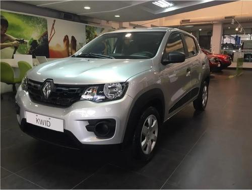 Renault Kwid 2021 1.0 Sce 66cv Zen Tasa 9,9% E/inmed (jav)
