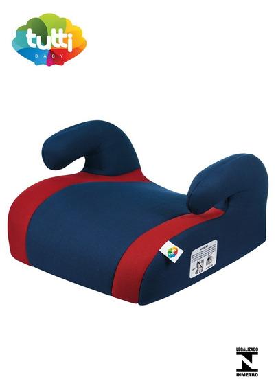 Assento Safety & Comfort Azul E Vermelho Mega Promoção