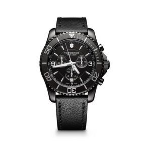 Relógio Victorinox 241786 Maverick Preto Original