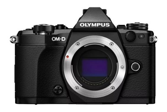 Câmera Olympus Om-d E-m5 Mark Ii Corpo Nova Na Caixa