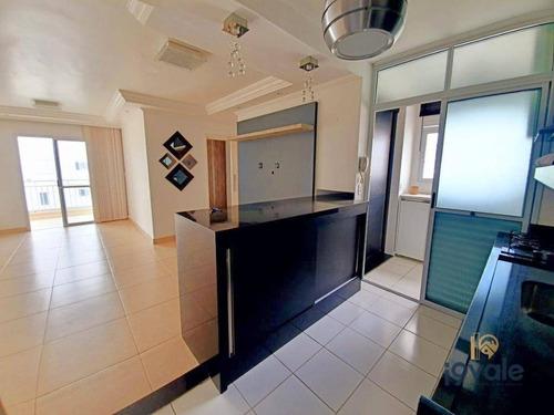 Apartamento Com 4 Dormitórios À Venda, 100 M² Por R$ 630.000,00 - Vila Sanches - São José Dos Campos/sp - Ap2626