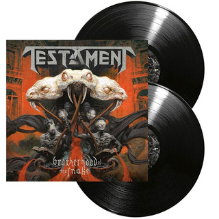 Testament - Brotherhood Of The Snake Lp Doble Disponible!