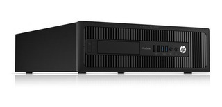 Hp Prodesk 600 Sff Pc G1 Core I3-4360 Ram 4gb Disco 500gb