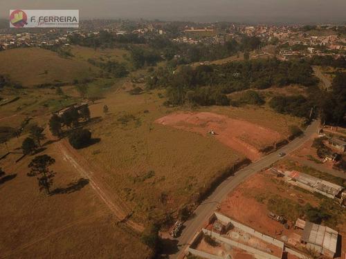 Imagem 1 de 23 de Área À Venda, 1581 M² Por R$ 450.000,00 - Lagoa - Itapecerica Da Serra/sp - Ar0028