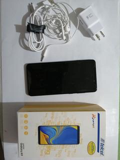 Telefono Samsung A9 Lemonade Blue