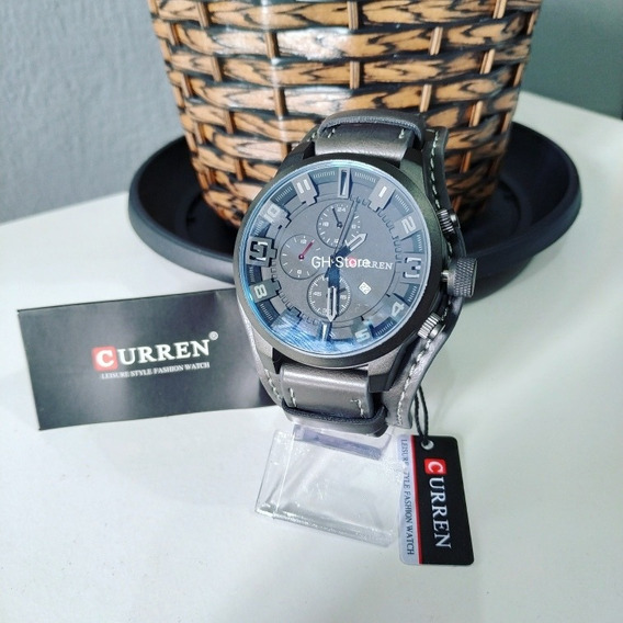 Relógio Curren Original. Envio Imediato!