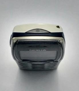 Celular Antigo Nokia 6100 Em Bom Estado Bateria Dura Muito
