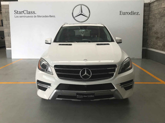 Mercedes-benz Clase M 5p Ml 500 V8/4.7/t Aut