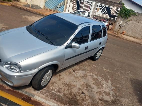 Chevrolet Corsa 2002 1.0 Wind 5p Gasolina