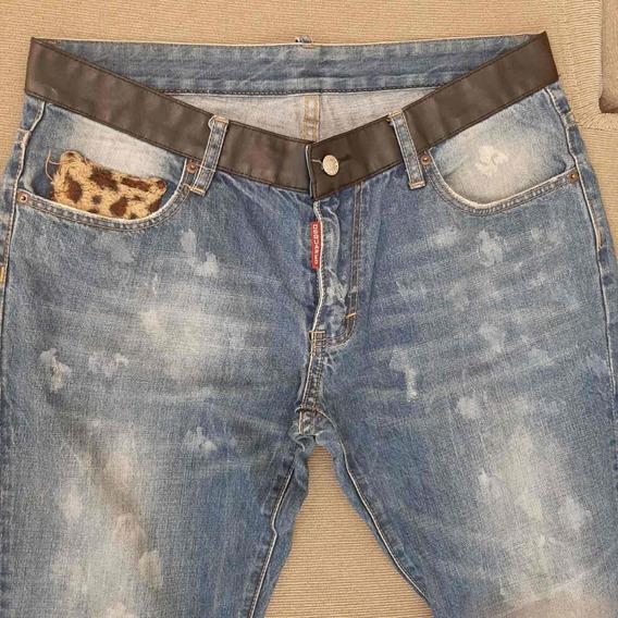 Pantalón De Jean Disquared 2