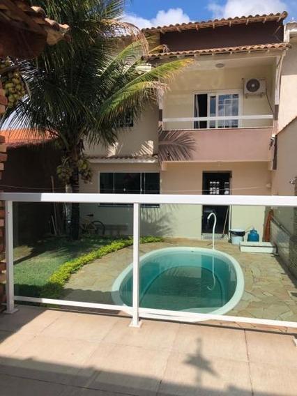 Casa Para Venda Em Volta Redonda, Vila Rica, 3 Dormitórios, 3 Banheiros, 2 Vagas - 145