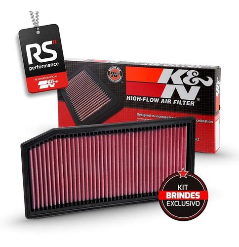Filtro De Ar Esportivo K&n Mercedes Benz E350 Glc200 Glc300