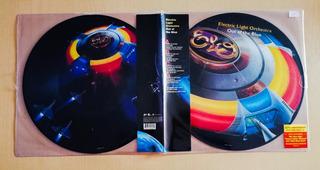 Disco Acetato Vinilio Lp Electric Light Orchestra
