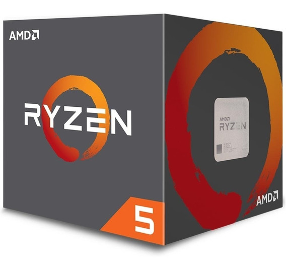 Processador Amd Ryzen 5 2600 3.4 - 3.9ghz Six Core 19mb Am4