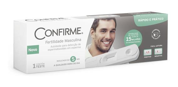 Confirme Teste De Fertilidade Masculina