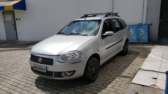 Fiat Palio Weekend 1.4 Attractive Flex 5p 2010