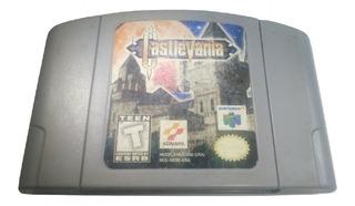 Castlevania 64 Nintendo 64 Cartucho N64 Videojuegos Rock
