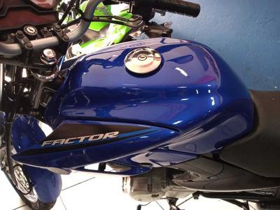 Factor 125 K1 2014 Linda Moto Ent 1000 12 X 525 Rainha Motos