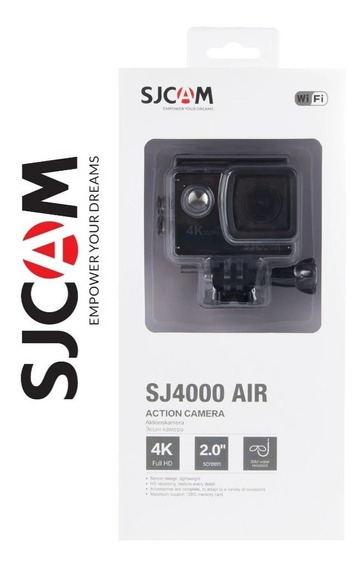 Sjcam4000 Air Action 4k Wifi Full Hd 1080