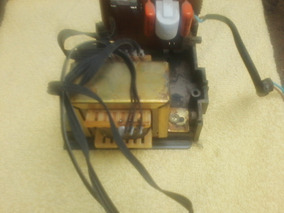Som Cce 3x1 Md 89 Hp -transformador Fonte Completo-leia