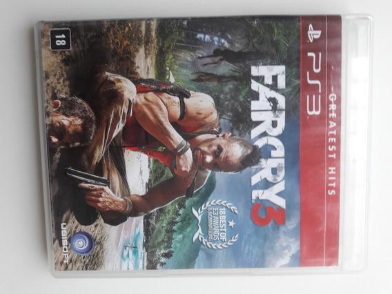 Far Cry 3 Ps3 (midia Física)