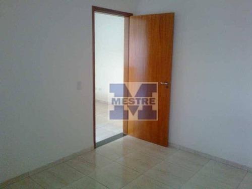 Sala Para Alugar, 45 M² Por R$ 1.200,02/ano - Vila Augusta - Guarulhos/sp - Sa0097