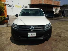 Volkswagen Amarok 2.0 Entry Mt, 2017
