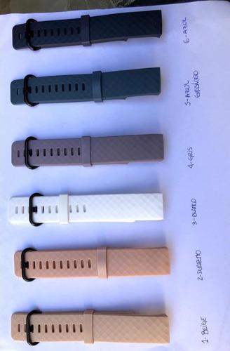 Correa Reloj Fitbit  Charge 3