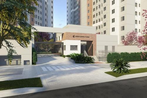 Apartamento Com 2 Dormitórios À Venda, 40 M² Por R$ 225.000,00 - Barra Funda - São Paulo/sp - Ap8779
