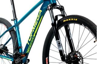 Bicicleta Topmega Marathon Sport Mtb Shimano R29