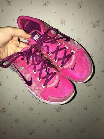 Tênis Da Nike Original Rosa
