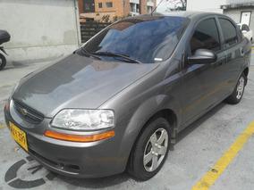 Chevrolet Aveo 1.5 Family Con Aire 2014