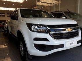 Chevrolet S10 Ls Cd Contado Sin Vueltas Patenta Cliente Sv