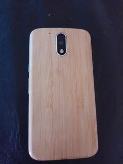 Celular Motorola G4 Plus Lector De Huellas Nuevo