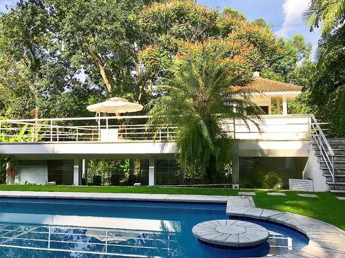 Imagem 1 de 30 de Casa - Venda - 4 Suites - Alto Da Boa Vista - Reo20849