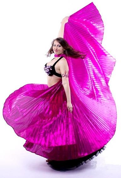 Alas Grandes Alas Colores ( Isis Wings ) Para Danzas Arabes