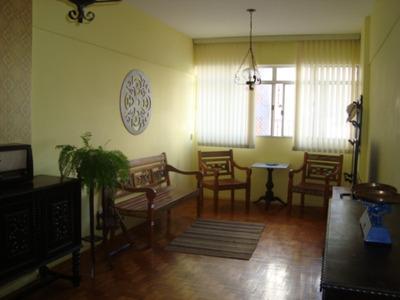 Apartamento Com 4 Quartos Para Comprar No Centro Em Belo Horizonte/mg - 2226