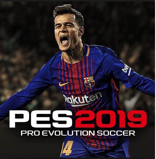Pro Evolution Soccer 2019-pc-dvd(midia Fisica)