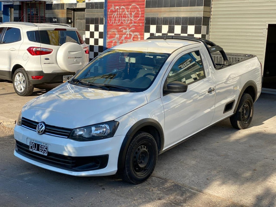 Volkswagen Saveiro 1.6 Gp Naftera Cabina Simple 2016