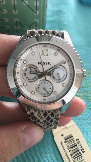 Relógio Fóssil Es3124 Feminino