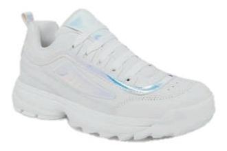 Zapato Tenis Dama Agujeta Ajustable
