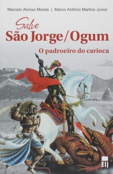 Candomblé Livro São Jorge + Cd Eu Sou De Jorge Umbanda