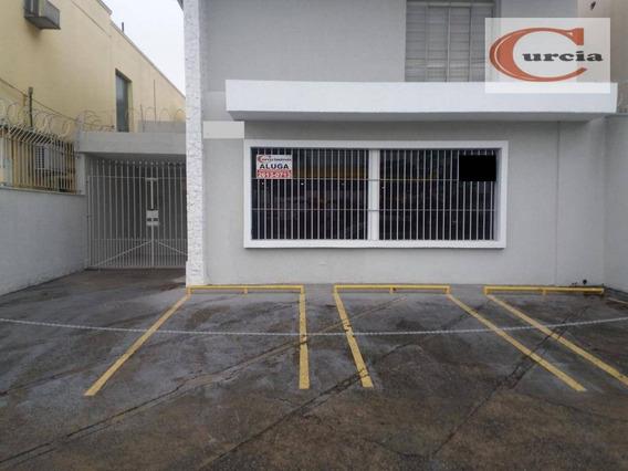Sobrado Para Alugar, 275 M² Por R$ 4.900/mês - Indianópolis - São Paulo/sp - So0256