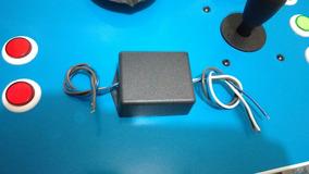 Seletor Automático De Voltagem 110/220v 10a